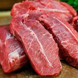 Welsh Dexter Beef Feather Steak – Per kg